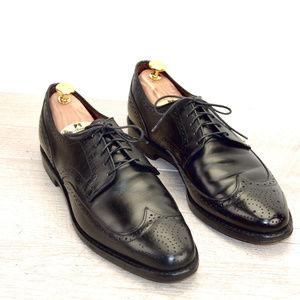 Allen Edmonds STUTTGART 10.5 D * new AE Shoe Bags